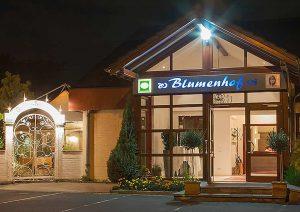 Restaurant Blumenhof Night